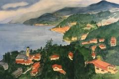 Lake Como Vista